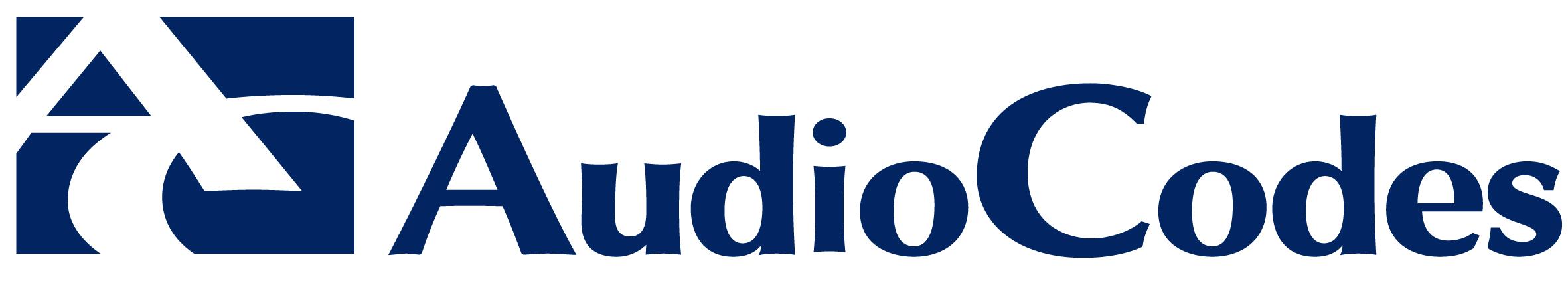 AudioCodes logo