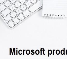 Анонс выпуска новых продуктов Microsoft 2018-19