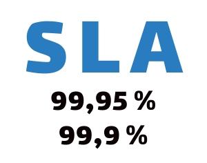 SLA Microsoft Azure