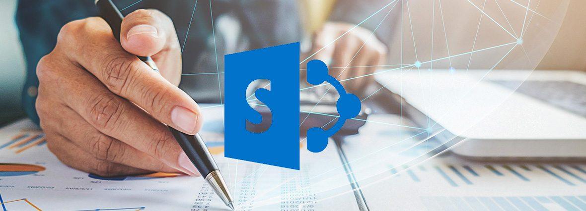Управление активами на базе SharePoint